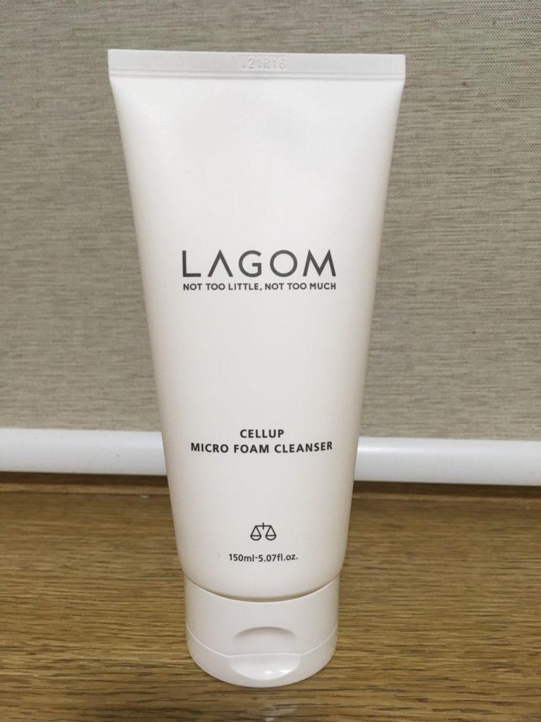 韓国LAGOM洗顔通販