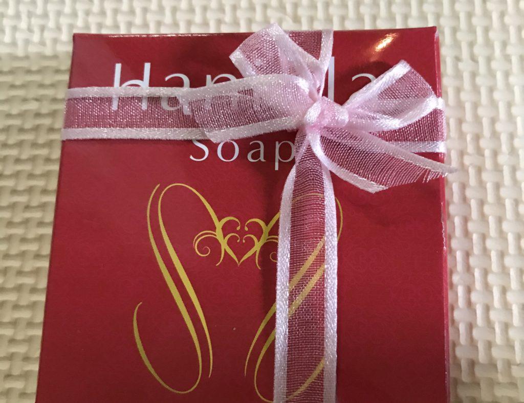 ハニプラ石鹸