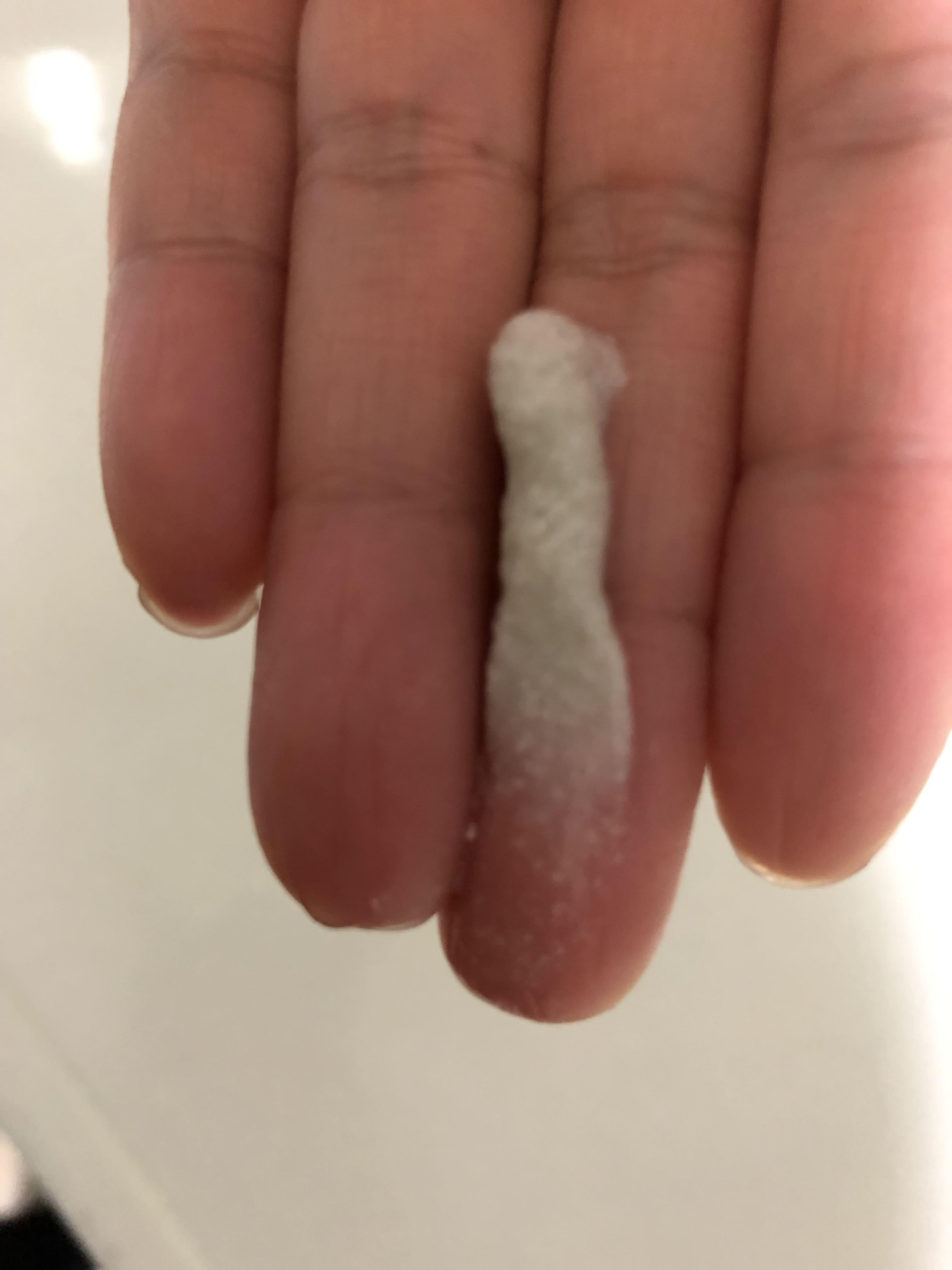 クリューベルCLウォッシングフォームの洗顔