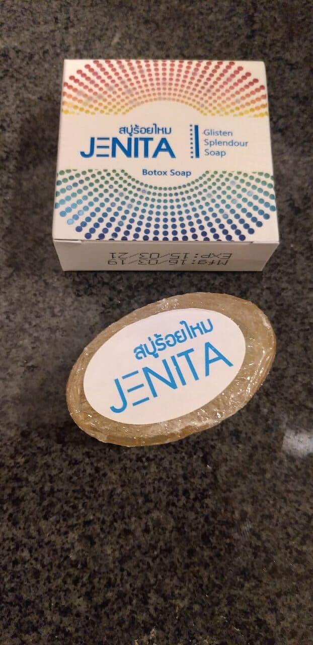 ジェニータ(JENITA)ボトックス石鹸